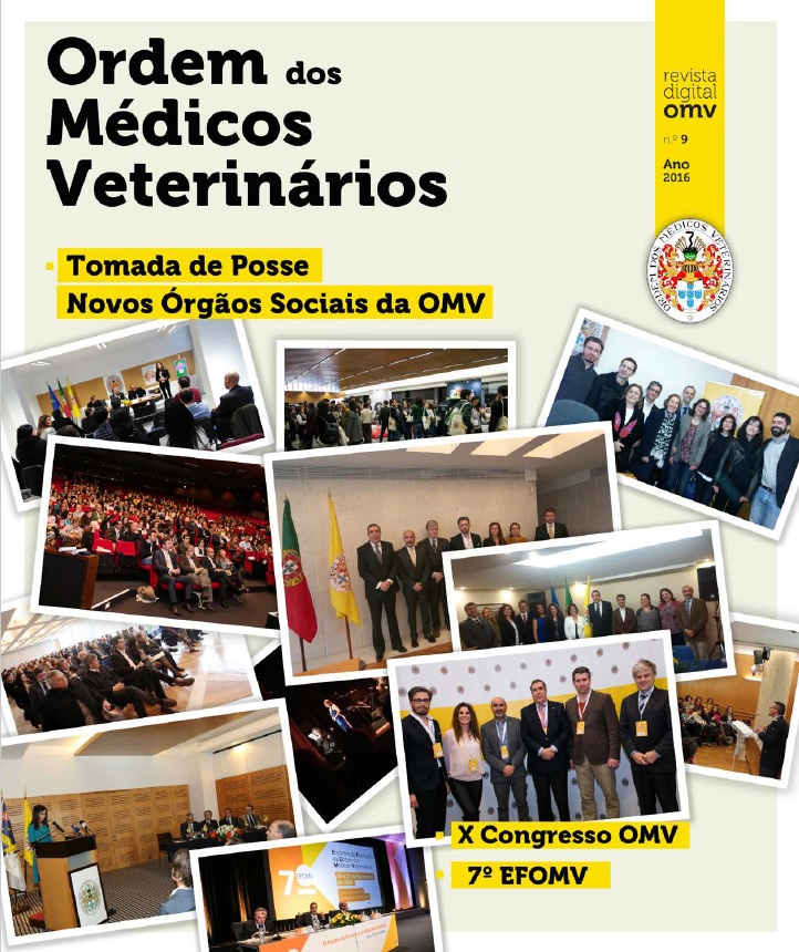 Revista Digital OMV - Ano 2016