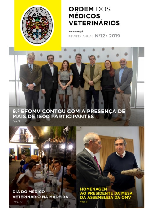 Revista Digital OMV - Ano 2019